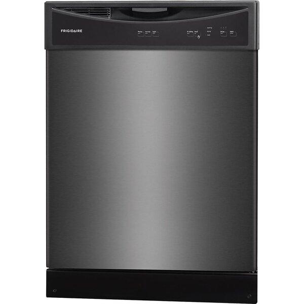 24 60 dBA Built-In Dishwasher by Frigidaire
