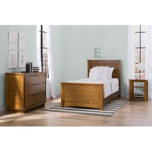 Meadowbrook Twin Panel 3-Piece Bedroom Set By Delta Children