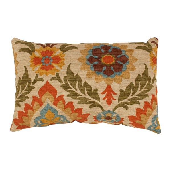 Rockhill Cotton Lumbar Pillow by Alcott Hill| @ $36.99