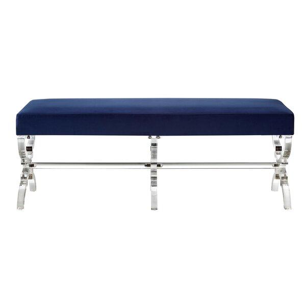 Sagamore Upholstered Bench By Rosdorf Park by Rosdorf Park Fresh