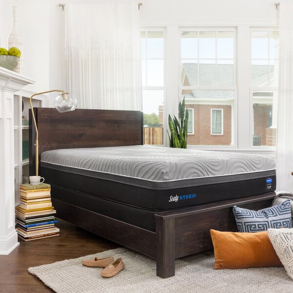 Hybrid™ Performance Kelburn II 13 Firm Mattress by Sealy