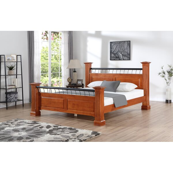 Livermore Wooden Panel Bed by Red Barrel Studio