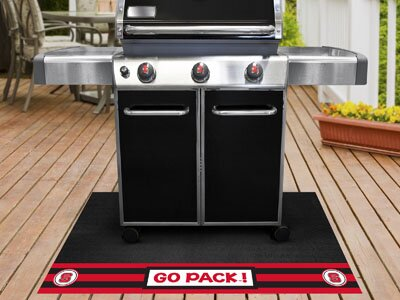 NCAA NC State Southern Grill Mat by FANMATS