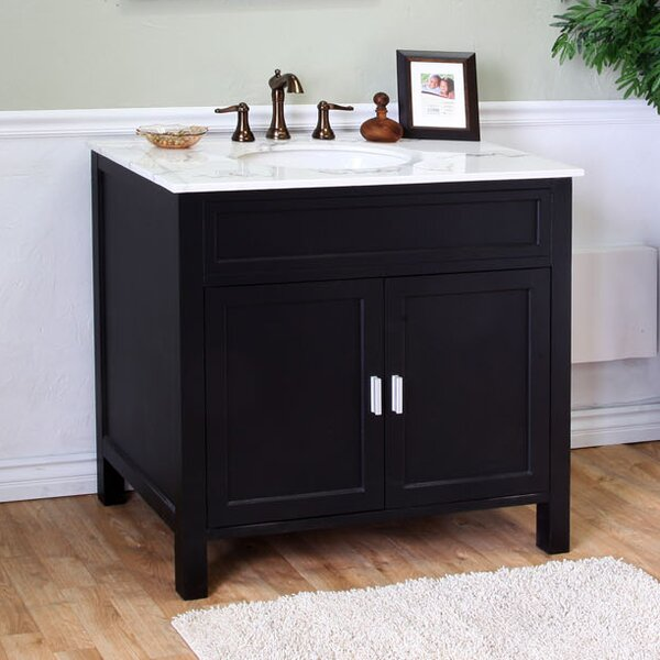 Jameson 36 Single Bathroom Vanity Set by Bellaterra Home