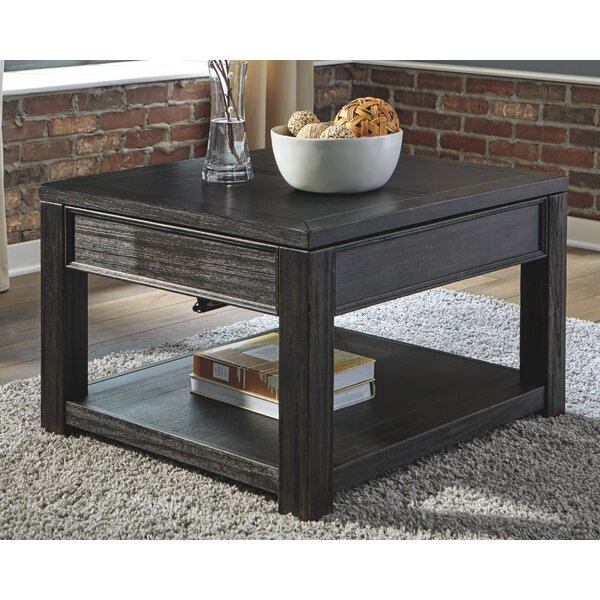 Huson Lift Top Coffee Table by Gracie Oaks Gracie Oaks