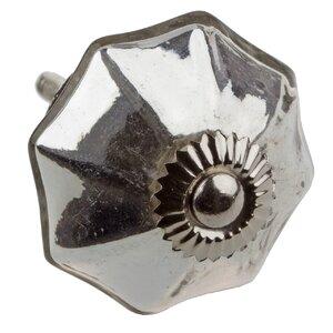 Vintage Octagonal Novelty Knob