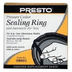 Sealing Ring for 6-Quart Cooker by Presto