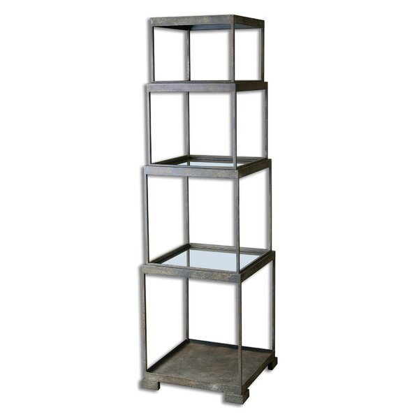 Friedman Etagere Bookcase by Uttermost