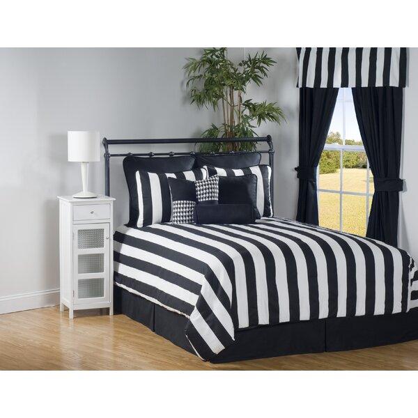 Streetman Stripe Comforter Set