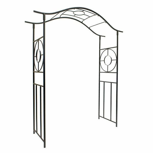 Tuscany Iron Arbor by ACHLA