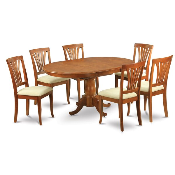 Stella 7 Piece Dining Set by Darby Home Co Darby Home Co