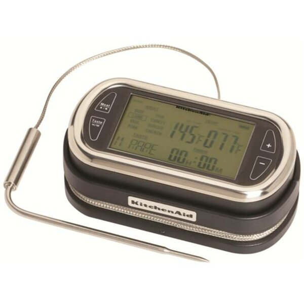 Remote Digital Meat Thermometer - KN128OB by KitchenAid