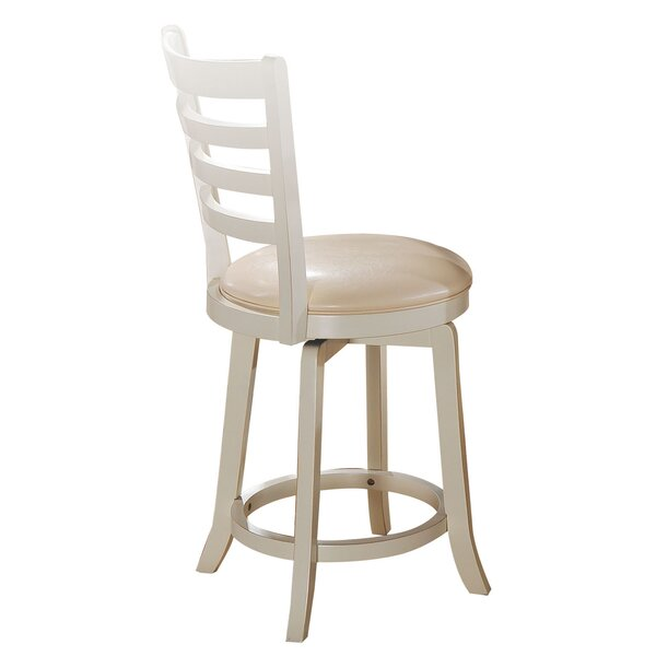 Natalya Dining Chair with Swivel (Set of 2) by Highland Dunes