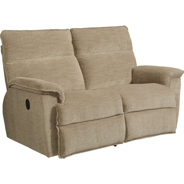 Shop Fashion Jay La-Z-Time Full Reclining Loveseat by La-Z-Boy by La-Z-Boy