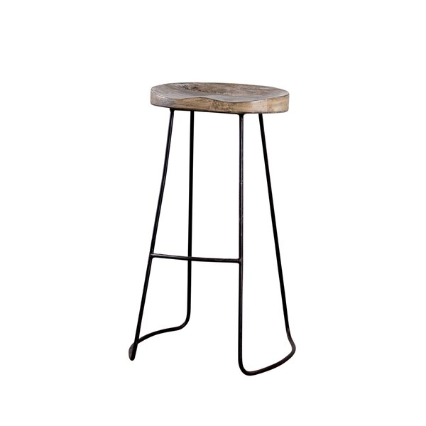 Nona 29 Bar Stool by Laurel Foundry Modern Farmhouse