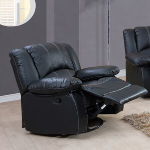 Manual Recliner by Ultimate Accents