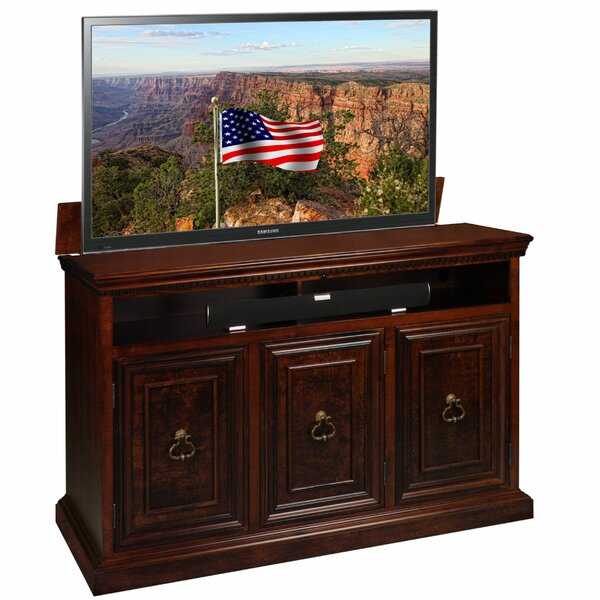 Schlueter Solid Wood TV Stand For TVs Up To 65