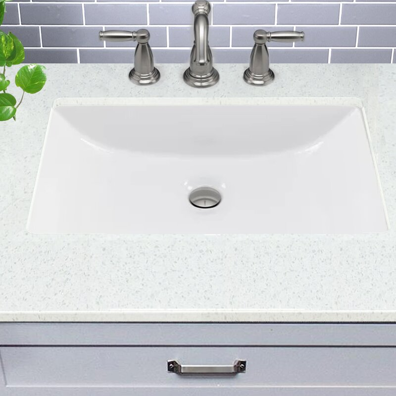 Nantucket Sinks Great Point Ceramic