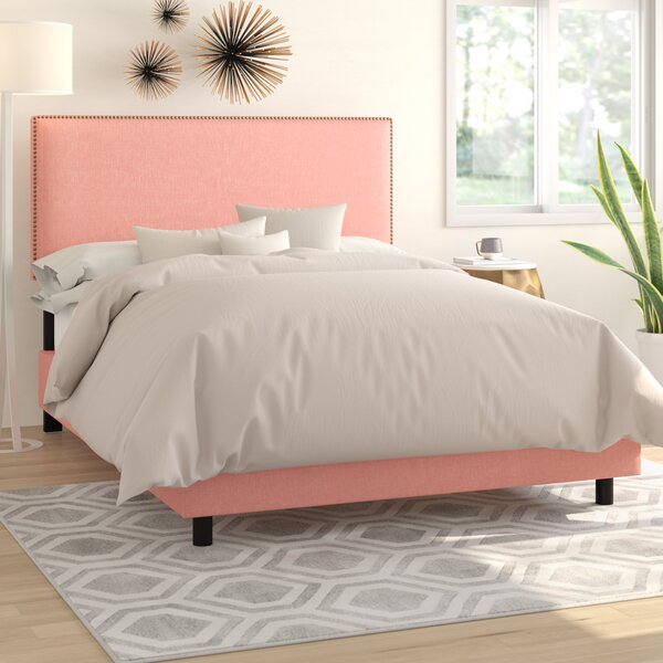 Upholstered Standard Bed by Wayfair Custom Upholstery™