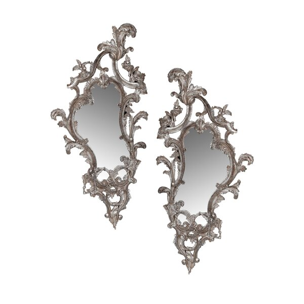 2 Piece Lepe Mirror Set by Astoria Grand