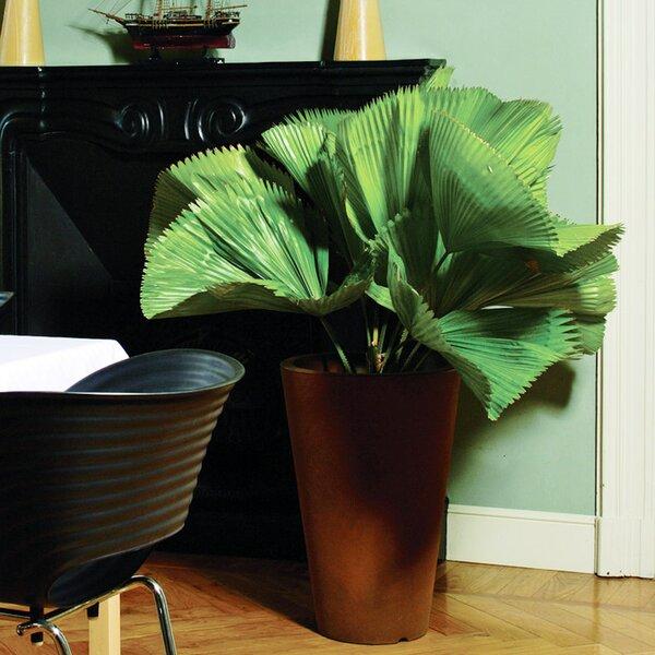 Laurine Plastic Pot Planter by Serralunga