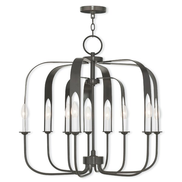 Kildollagh 9 - Light Unique / Statement Classic / Traditional Chandelier By Winston Porter