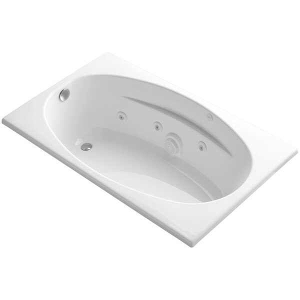 Proflex 60 x 36 Whirlpool Bathtub by Kohler