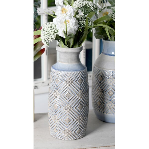 Cessal Table Vase by Bungalow Rose
