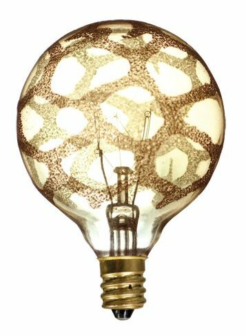 25W Incandescent Bulb (Set of 6) by Bulbrite Industries