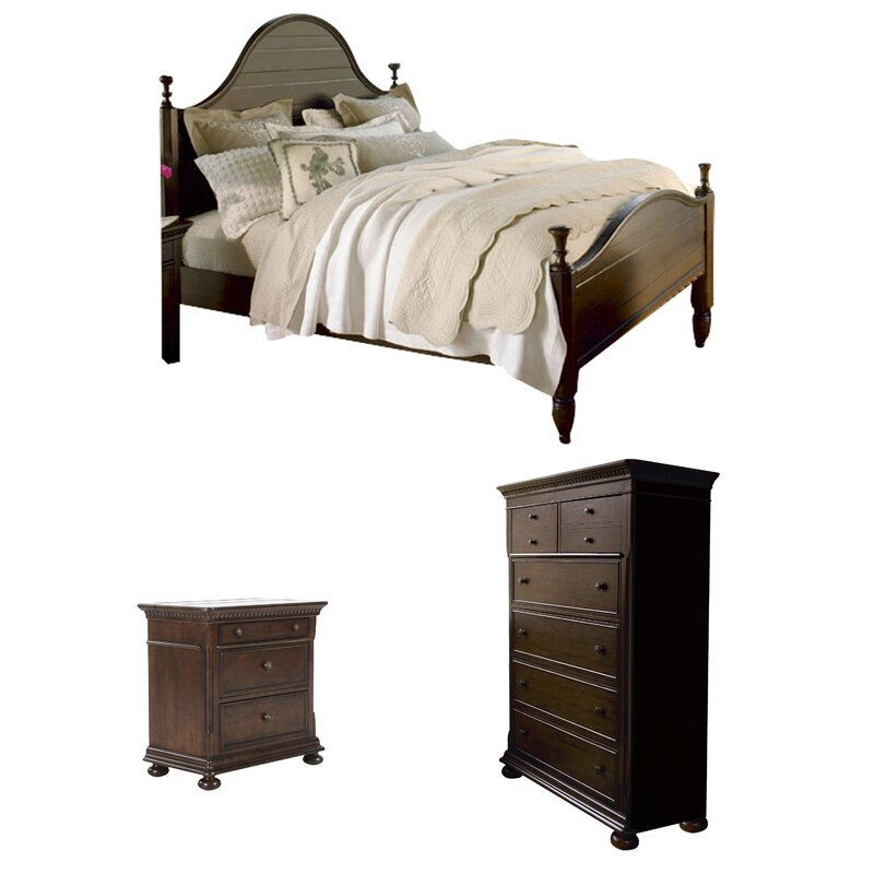 Paula Deen Home Paula Deen Down Home Panel Configurable Bedroom Set Reviews Wayfair