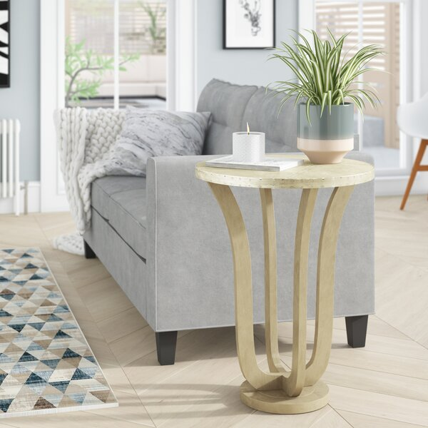 Jenifry End Table by Ivy Bronx