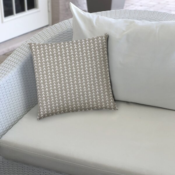 Mindenmines Outdoor Square Pillow Cover & Insert