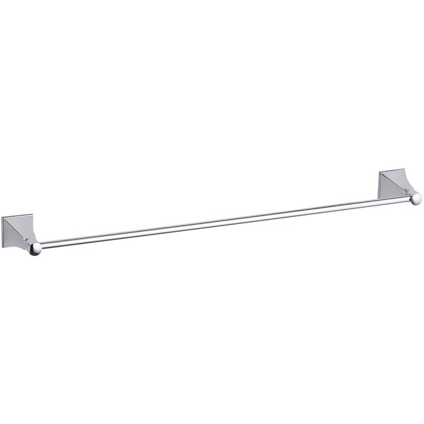 Memoirs 24 Wall Mounted Towel Bar by Kohler