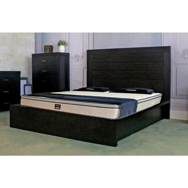 Busch Space Efficient Queen Standard Bed by Foundry Select