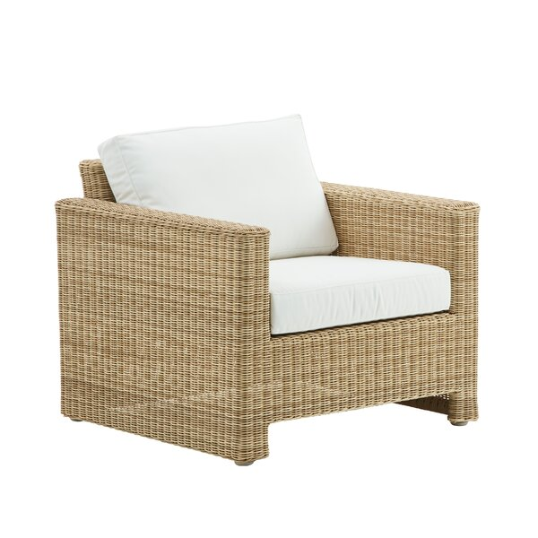 Sixty Patio Chair with Cushions by Sika Design