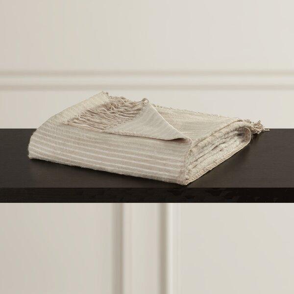 Ainsworth Throw Blanket by Greyleigh