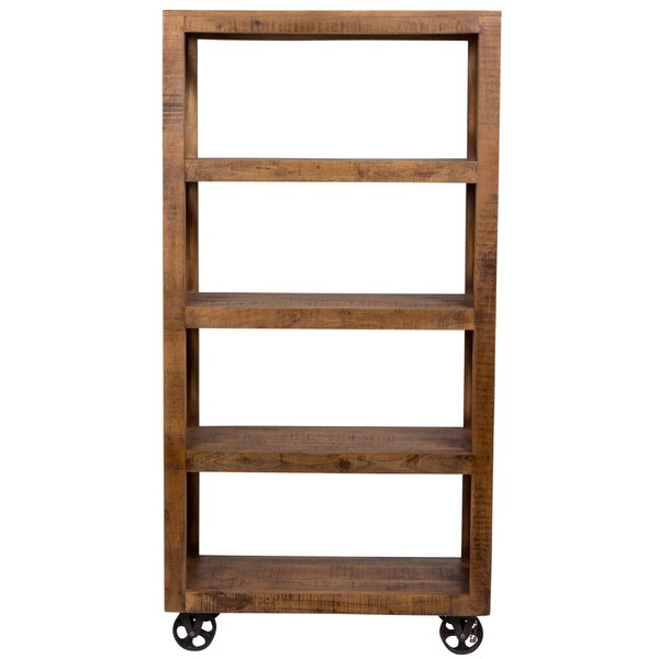 Martines Barn Standard Bookcase by Gracie Oaks