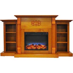 Small Corner Fireplace