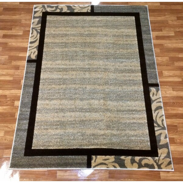 Istanbul Beige Area Rug by Bekmez International Inc.