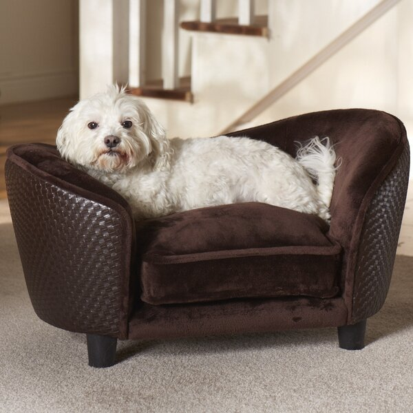 Constantine Snuggle Dog Sofa with Loft Cushion by Archie & Oscar