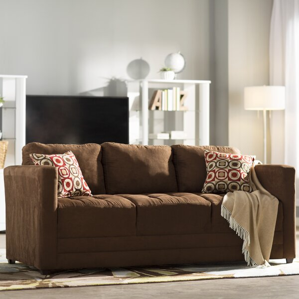 Purchase Online Serta Upholstery Sofa by Latitude Run by Latitude Run