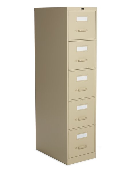 2500 Series 5-Drawer File by Global Total Office
