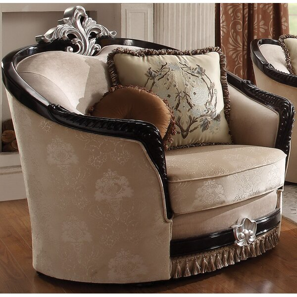 Mcclellan Armchair by Astoria Grand