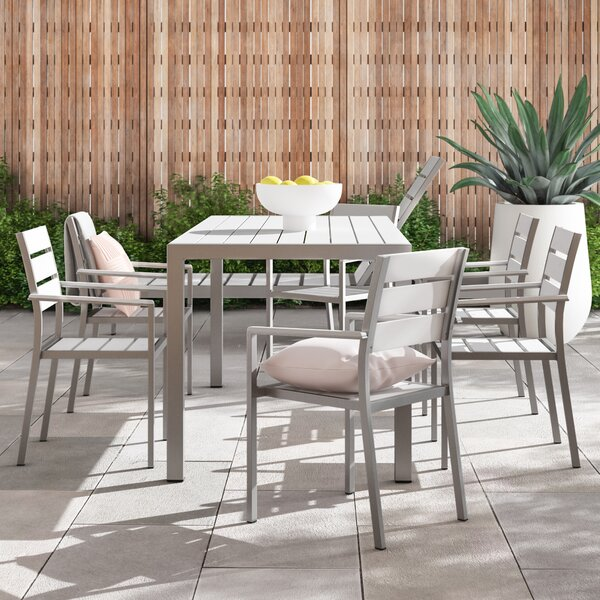 Kiera 11 Piece Dining Set by Foundstone