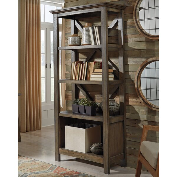 Benas Casual Etagere Bookcase By Gracie Oaks