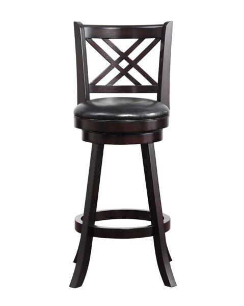 Lindenberg 29 Swivel Bar Stool by Darby Home Co