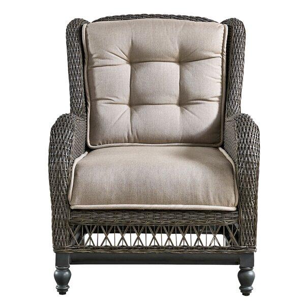 Dogwood Lounge Patio Chair with Cushions (Set of 2) by Paula Deen Home