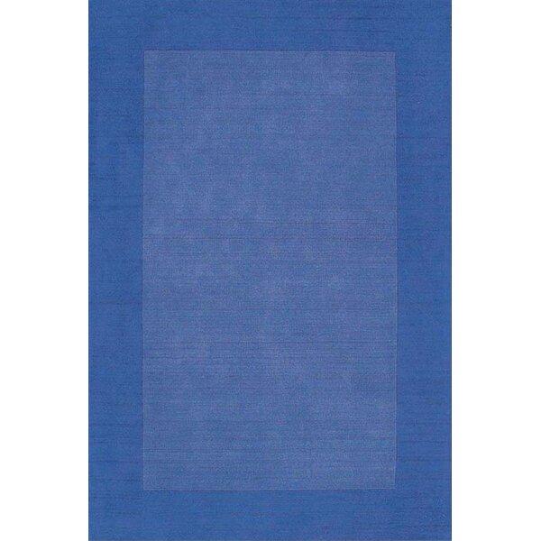 Henley Hand-Tufted Blue Dark Area Rug by Wildon Home ®