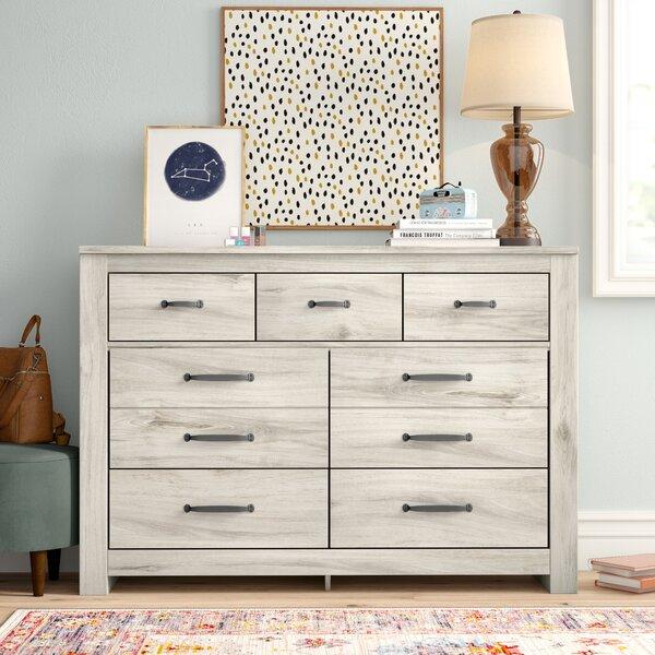 Polegate 7 Drawer Dresser by Three Posts Teen