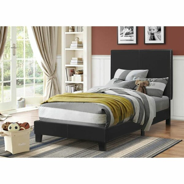 Kempler Low-Profile Upholstered Standard Bed by Latitude Run